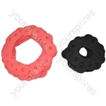 Dyson Compatible Handheld Vacuum Cleaner Small and Large Cyclone Gasket Seal Kit V6 DC58 DC59 DC61 DC62 Pack of 10