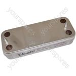 Ideal Logic Plus Combi 30 Compatible 14 Plate Boiler Heat Exchanger