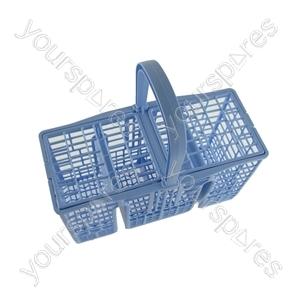Cutlery Basket Light Blu 45cm
