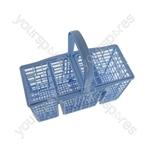 Cutlery Basket Light Blu 45cm