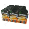 Duracell AAA Alkaline Batteries 58 Packs of 4 Dated 2015 *Clearance*
