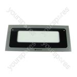 Hotpoint DSC60S Outer Door Glass Top Graphite
