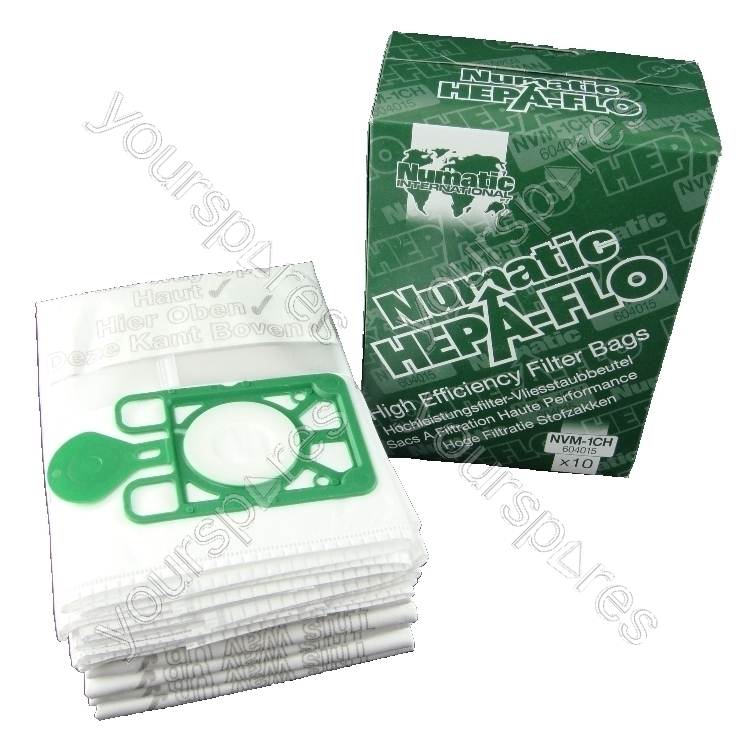 Numatic Nvm 1ch 3 Layer Hepaflo Filter Vacuum Cleaner