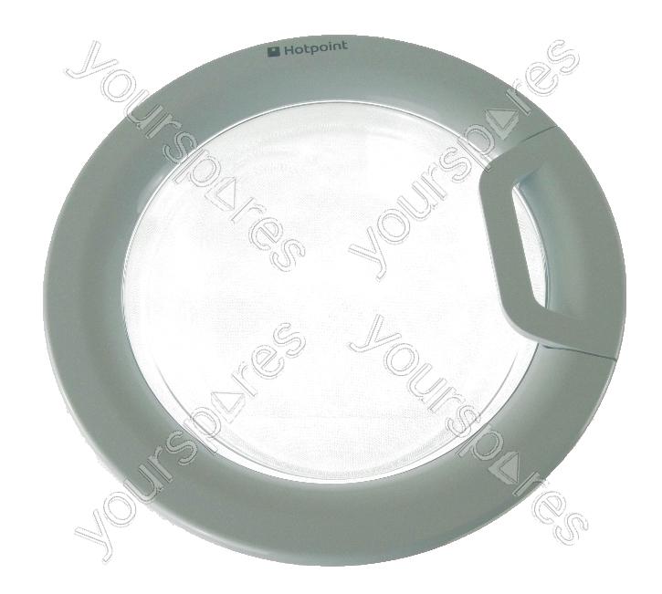 Hotpoint WMXTF742PUK Door Frame+glass Hot Point P.white Futura  sc 1 st  Yourspares & Hotpoint WMXTF742PUK Door Frame+glass Hot Point P.white Futura ...