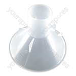 Indesit D61DUK Dishwasher Salt Funnel