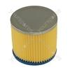 Underside of Aquavac Early Vacuum Filter